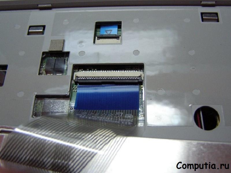 Шлейф клавиатуры для ноутбука