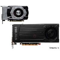 GTX 1050 Ti и GTX 1650 cравнение видеокарт